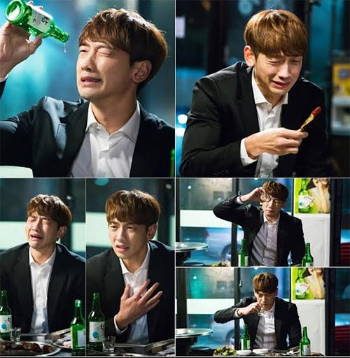 """Rain Shows Off His Humorous Charms in """"Please Come Back, Mister"""" Preview Stills"""
