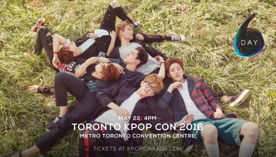 Day6 Kpop Con