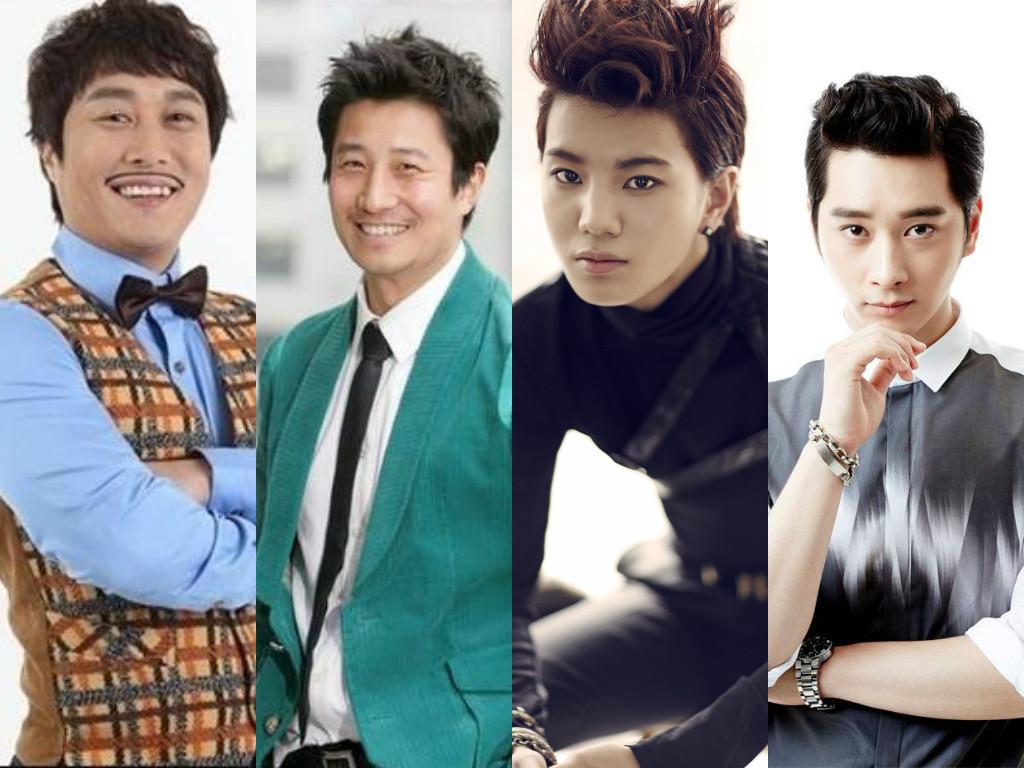Kim Byung Man Lee Hoon Sung Jong Chan Sung