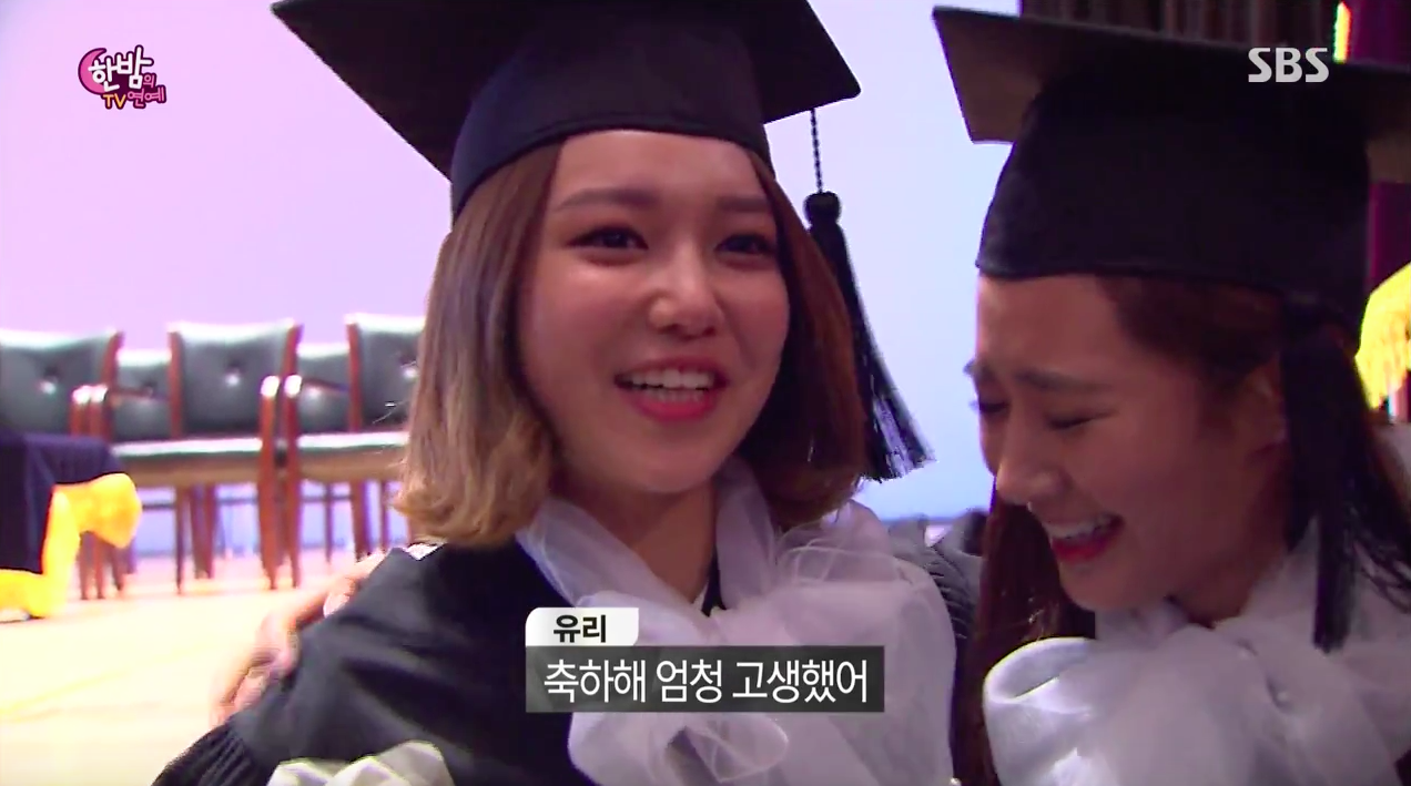 watch girls generation s sooyoung cries after graduating from sooyoung yuri