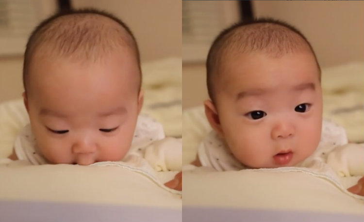 Song Il Gook Shares Videos of Baby Minguk, Bringing You Your Daily Dose of D'aww