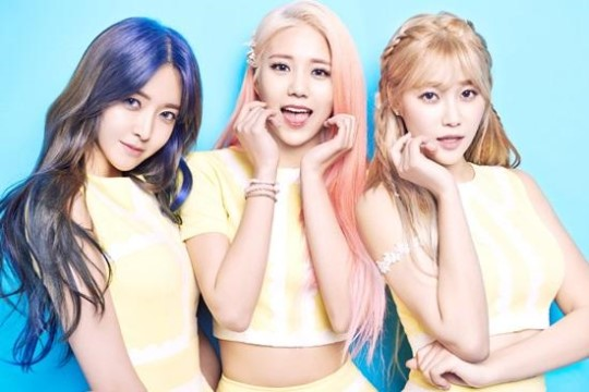 "AOA Cream Has Special Fan Service in Store on Upcoming ""Music Bank"""