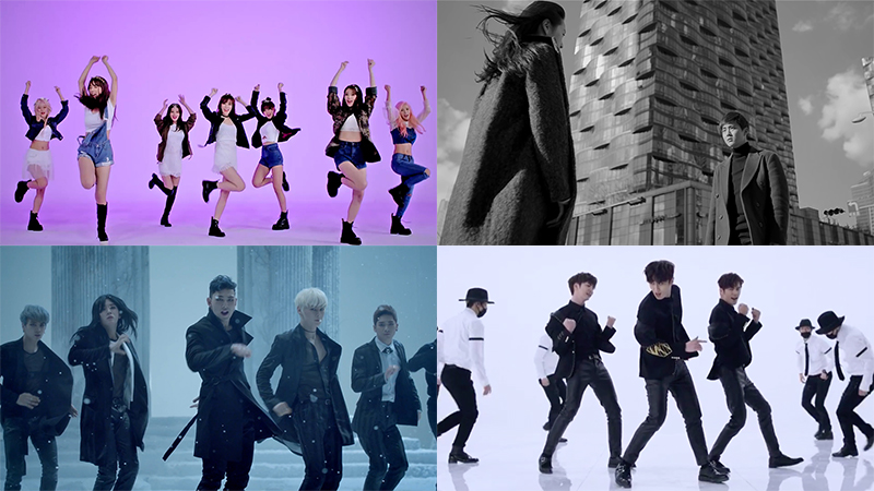 This Week in K-Pop MV Releases – February Week 3