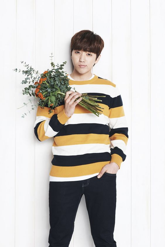 B1A4's Sandeul To Make Solo Debut | Soompi B1a4 Sandeul And Baro