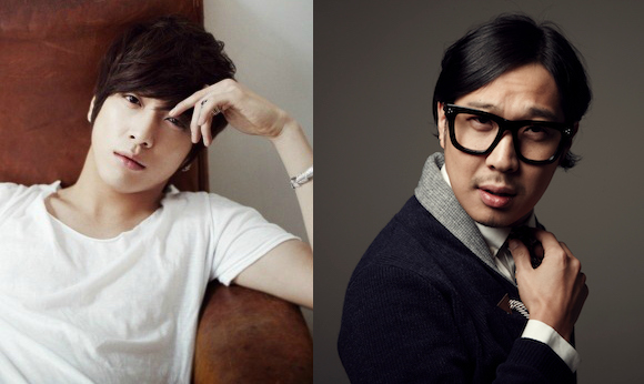 Jung Yong Hwa and Haha Agree That They Look Just Like Each Other