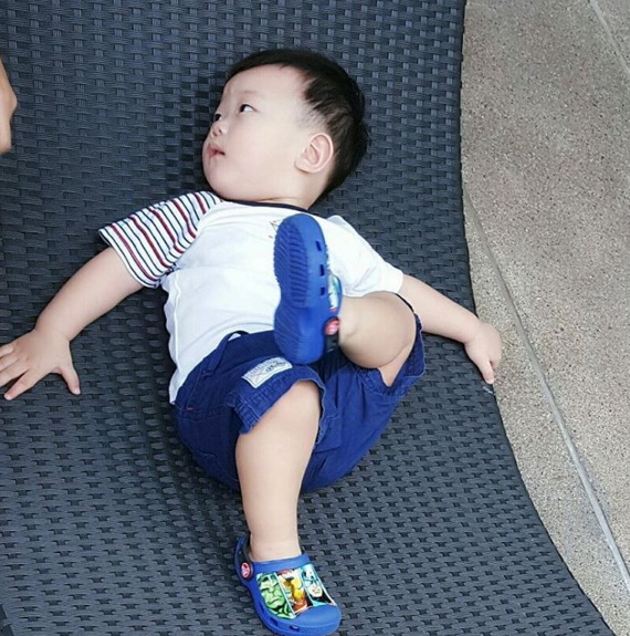 Daebak Knows How to Enjoy His Weekend
