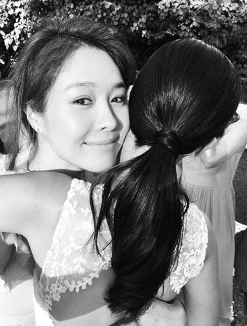 Ock Joo Hyun Shows Her Strong Loyalty at Lee Jin's Wedding