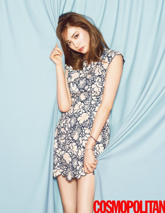 Nana Fits Her Title as Most Beautiful Face in the World in Recent Pictorial