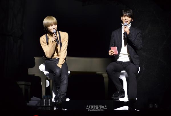 Minho Praises Taemin's Solo Performance