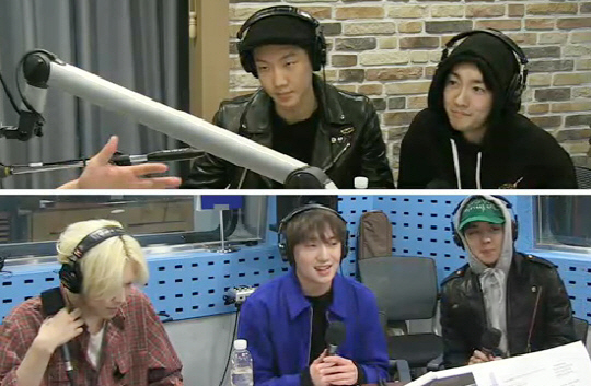 "WINNER's Kang Seungyoon Compliments Nam Taehyun on ""Actor's School"""