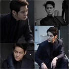 "Kim Bum Shows Off His Fierce Glare in ""Mrs. Cop 2"" Poster Cuts"