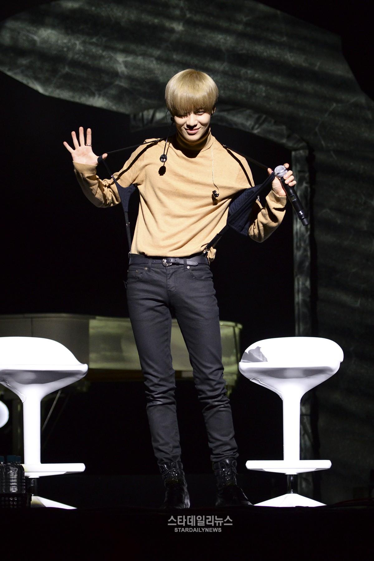 SHINee's Taemin Says He Gave His All Preparing His Comeback Album