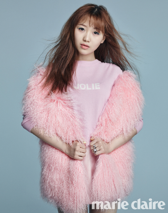 lovelyz marie claire2