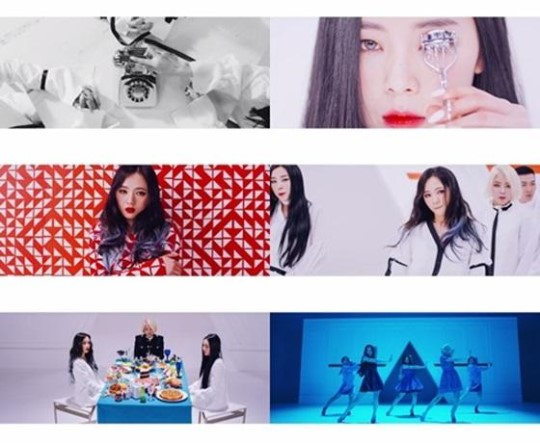 """Welcome Back! Ladies' Code Returns with """"Myst3ry"""" Album and """"Galaxy"""" Title Track"""