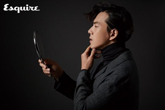 Song Il Gook Exudes Masculinity in a Pictorial for Esquire