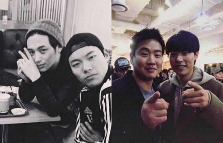 Byun Yo Han and Ahn Jae Hong Show Support for Ryu Jun Yeol Amid Controversy