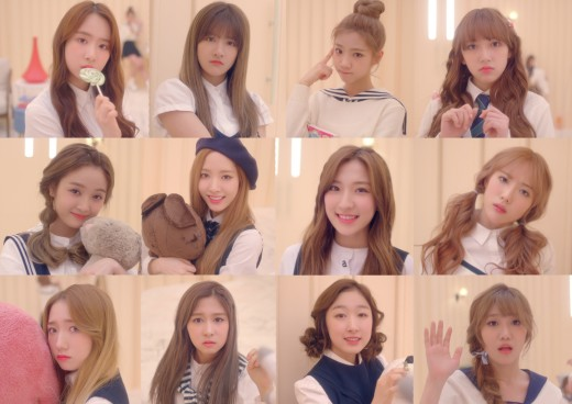 """Cosmic Girls Debut With Song """"Mo Mo Mo"""" and Music Video Featuring Lee Kwang Soo"""