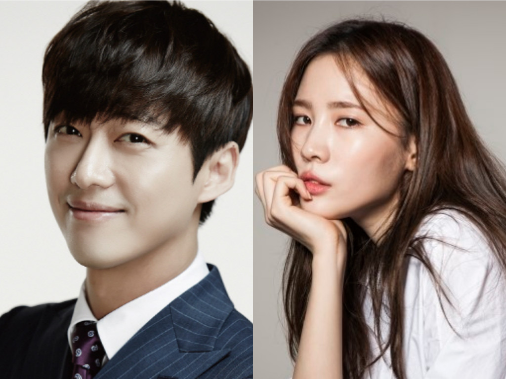 Updated: Actor Namgoong Min and Model Jin Ah Reum Confirm They Are Dating