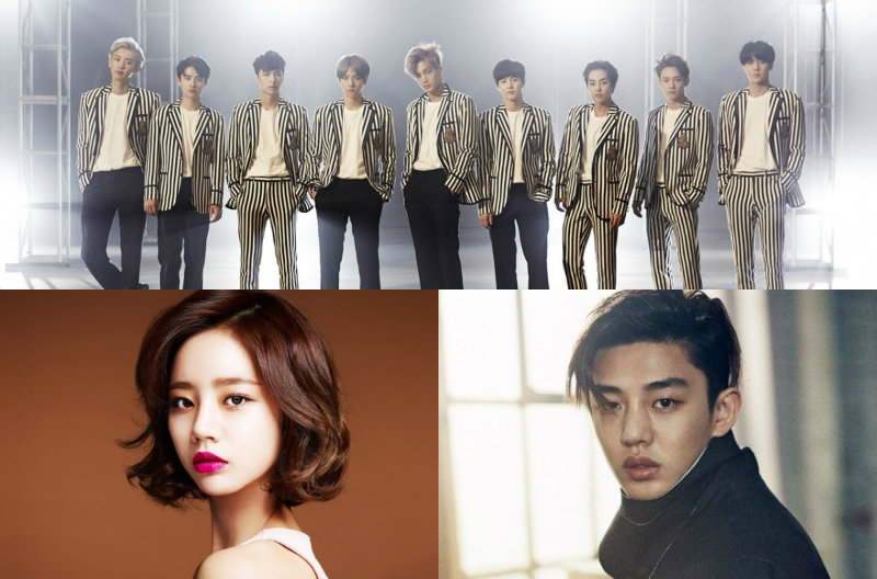 "Forbes Korea Reveals Top 40 ""Power Celebrities"" of 2016, EXO Keeps Top Spot"