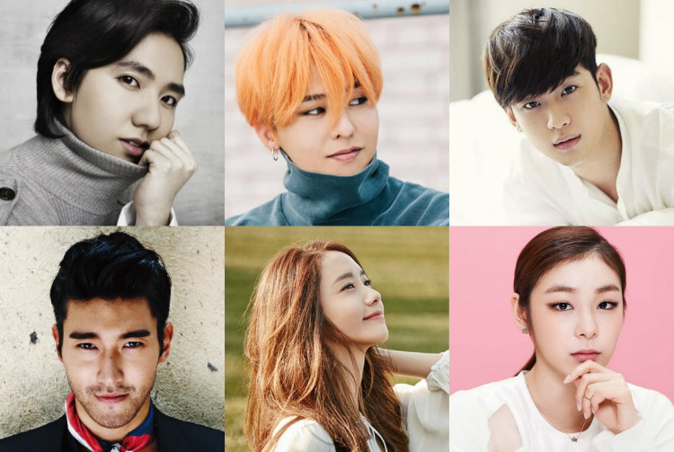 """Forbes Names 6 Korean Celebrities in """"30 Under 30 Asia"""" List for Entertainment and Sports"""