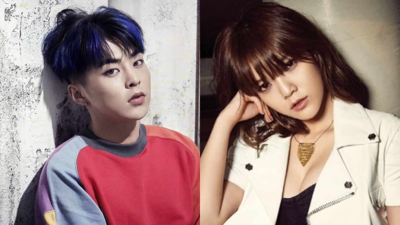 EXO's Xiumin to Feature in AOA's Jimin's New Solo Album and MV