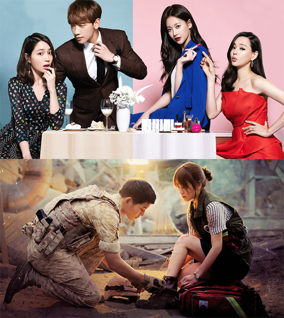 """""""Please Come Back, Mister"""" and """"Descendants of the Sun"""" See Increase in Ratings"""