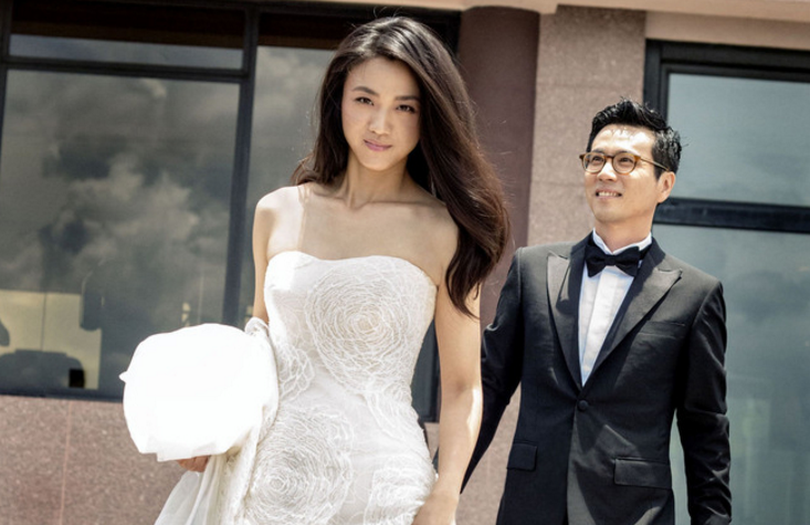 Tang Wei and Director Kim Tae Yong Expecting Their First Child