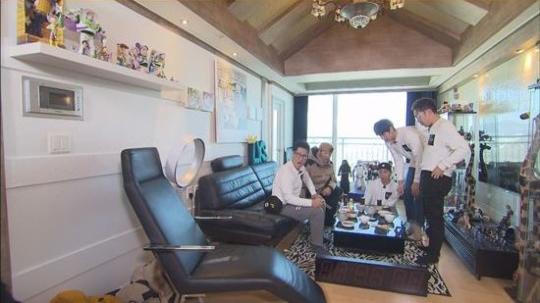 Lee Kwang-soo house in