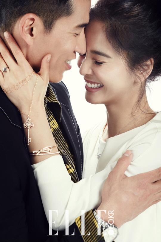 Sean And Jung Hye Young Open Up About Their 12 Year