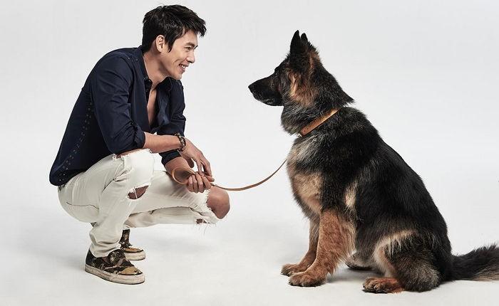 Hyun Bin Campaigns Against Animal Cruelty