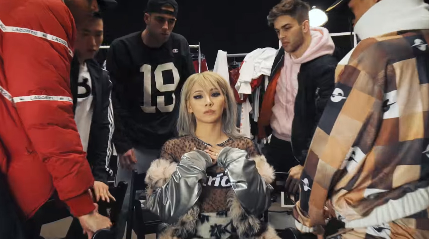 "Vogue Releases Special MV Featuring CL's ""Hello Bitches"" to End New York Fashion Week"