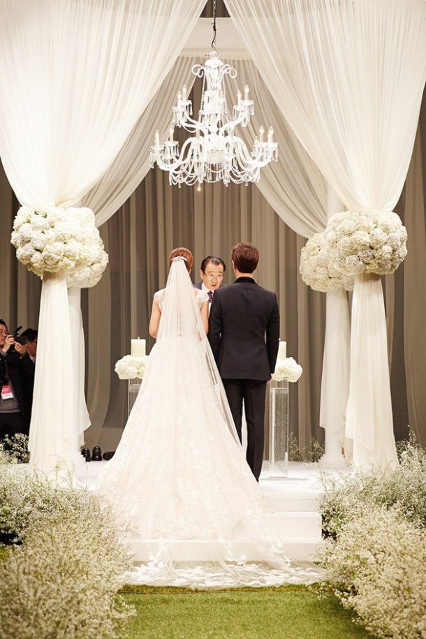 hwang jung eum wedding2
