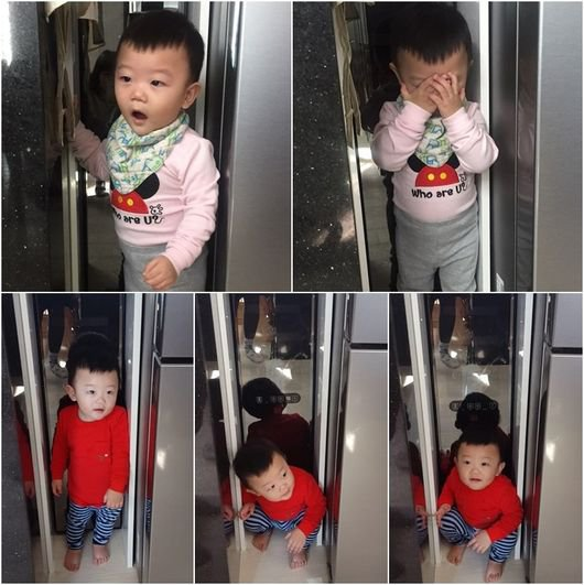 "Daebak Plays Hide-and-Seek With Cameraman on ""The Return of Superman"""