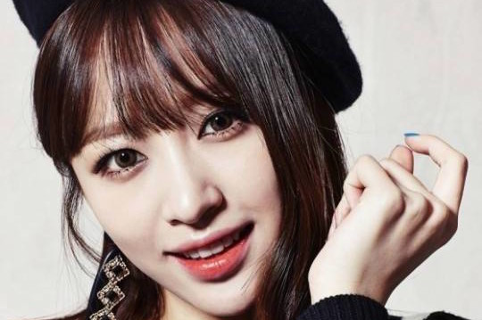 EXID's Hani to Take a Break From Broadcasting Due to Health