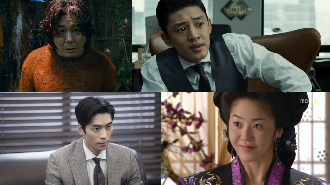 Watch: Top 15 Most Memorable Villains Selected by Korean Viewers