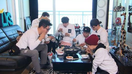 """Running Man"" Members Joke and Tease Song Ji Hyo and Gary"