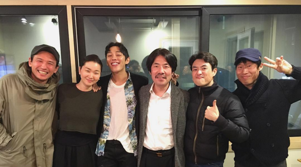 "The Cast of the Award-Winning Film ""Veteran"" Is Reunited"