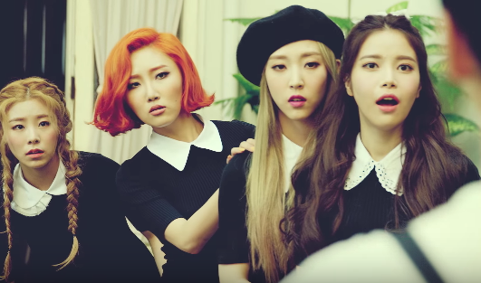 """MAMAMOO Already Slaying Music Charts With """"You're the Best"""""""