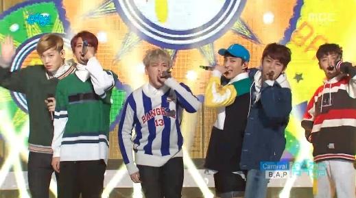 """Watch: """"Music Core"""" 2.27.16: B.A.P, Taemin, MAMAMOO, and More"""