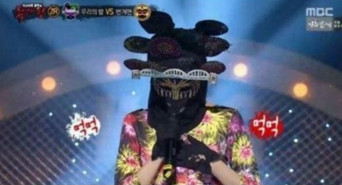 "Female Idol Shocks and Brings Tears to Viewers' Eyes With Identity Revelation on ""King of Mask Singer"""