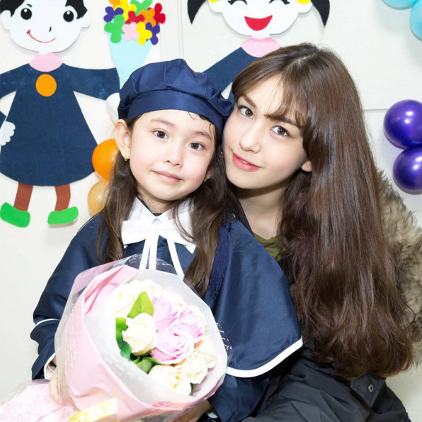 Jun Somi and sister