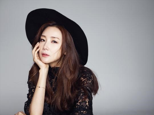Actress Choi Ji Woo Renews Contract With YG Entertainment ...