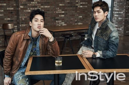 "INFINITE's Hoya and Ahn Bo Hyun Discuss How Similar They Are to Their Characters in ""Heeya"""
