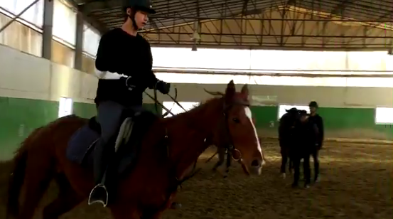 Watch: BTS's V Practices Horseback Riding for Debut Historical Drama