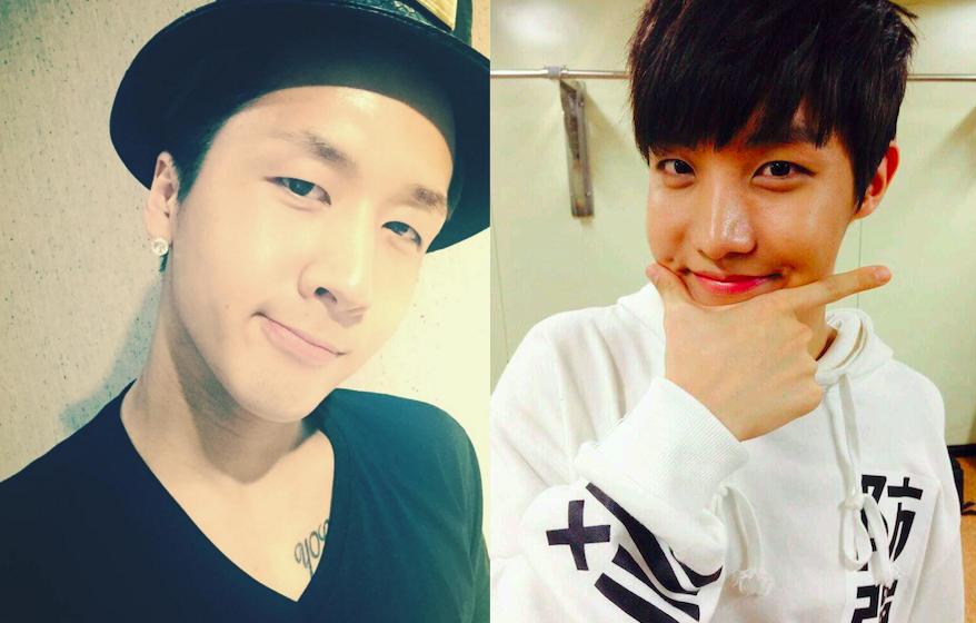 VIXX's Ravi Shares Glimpse of New Friendship With BTS's J-Hope on Instagram