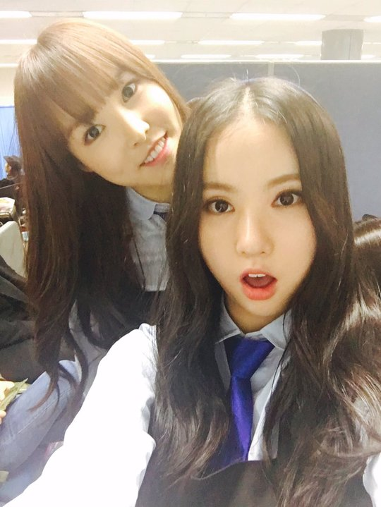 GFRIEND's Yuju and Eunha Postpone School to Focus on Their Career