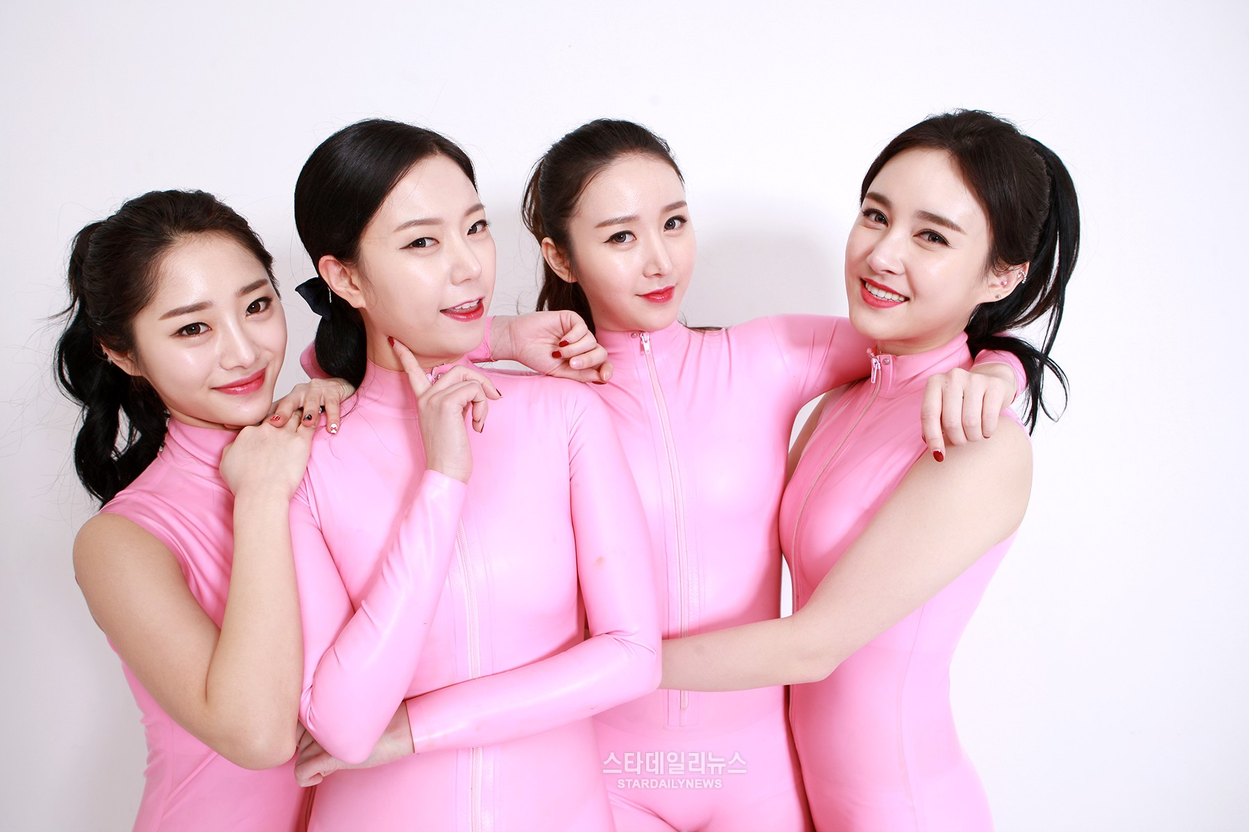 six bomb talk about their radical sausage outfit soompi