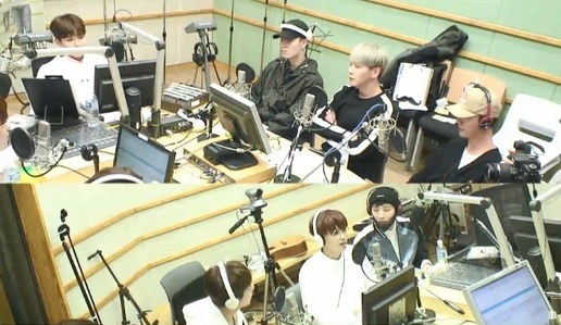B.A.P Talks About Receiving Confessions From Female Celebrities