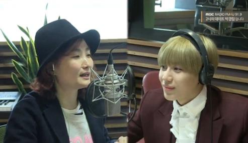 Park Kyung Lim's 2 O'Clock Date taemin2