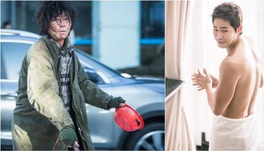 "Kang Ji Hwan and Sung Yuri Make Transformations in New ""Monster"" Stills"